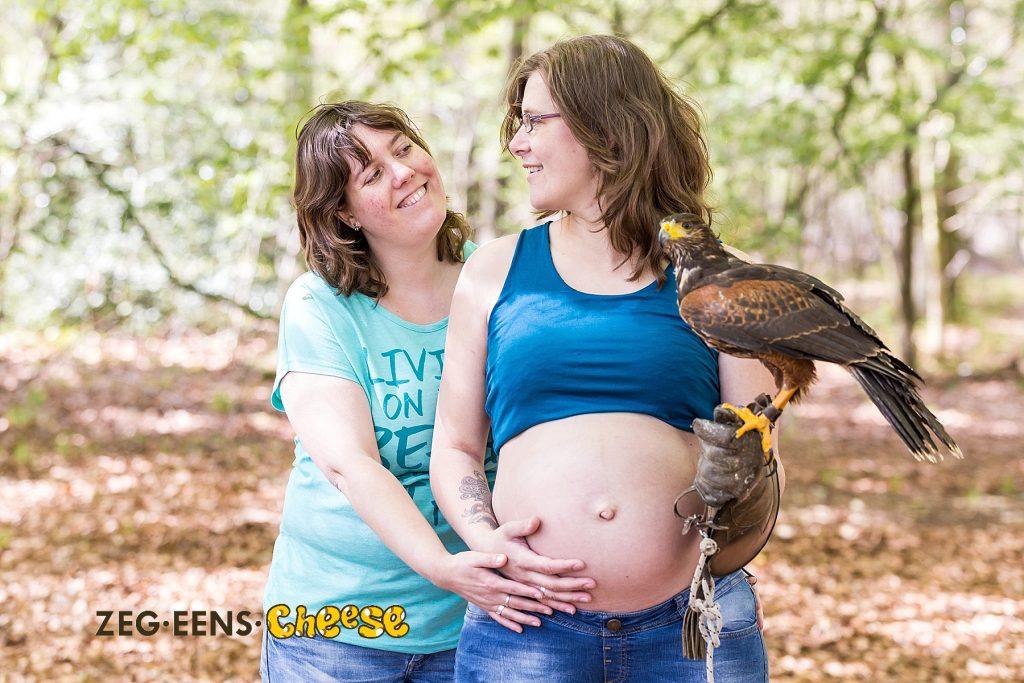 Zwangerschapsfotoshoot_Roofvogels (9)