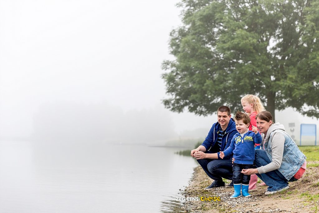 Familiefotografie Reeuwijkse hout