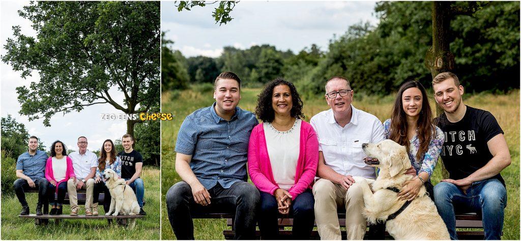 Familiefotoshoot Reeuwijk