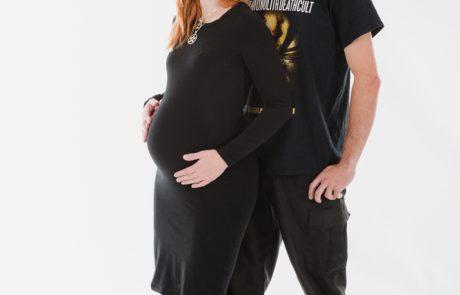 MIni zwangerschapsfotoshoot