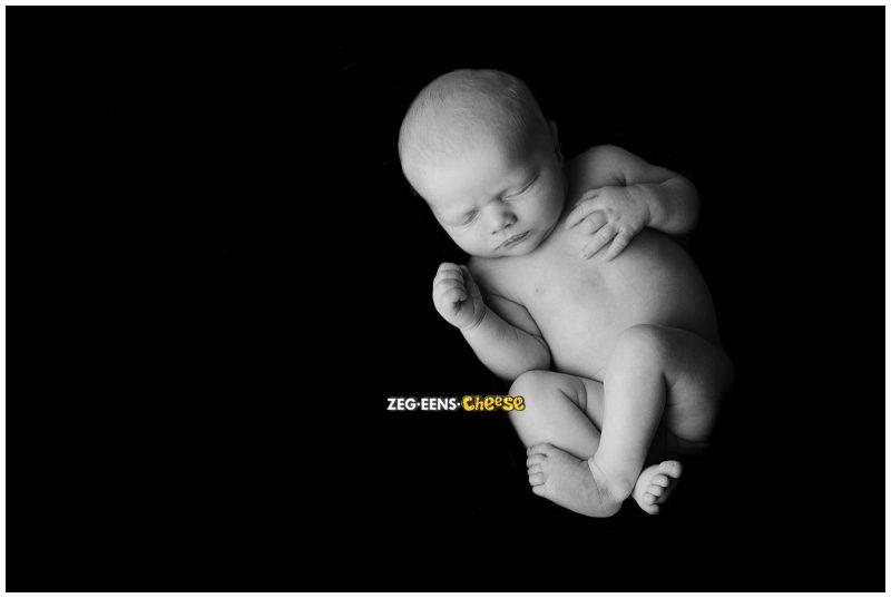 Newborn fotoshoot Rotterdam fotostudio