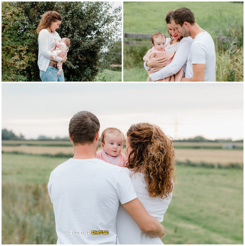 familiefotoshoot borstvoeding